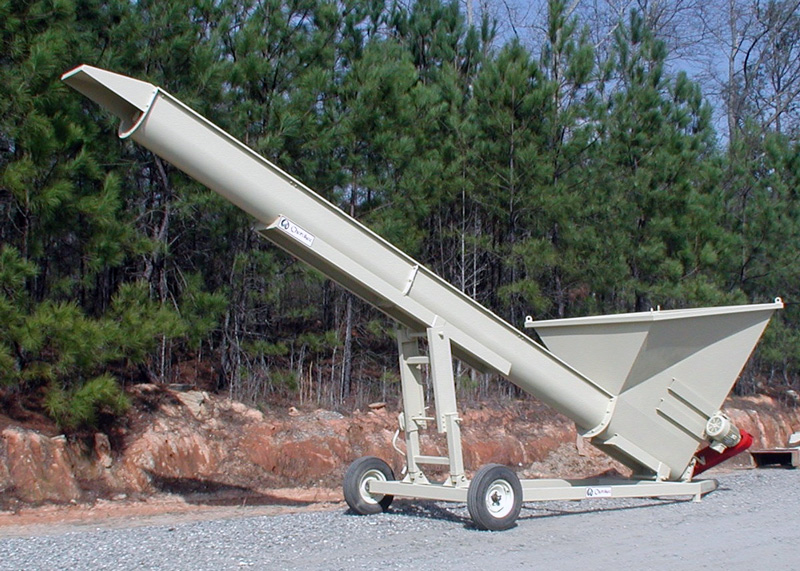 Seed Load Out Hopper Cherokee